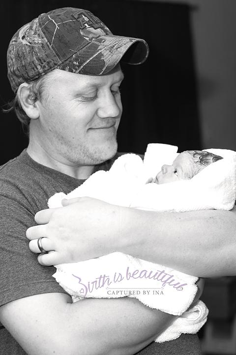 Jude 7 Homebirth Photography Richardson TX