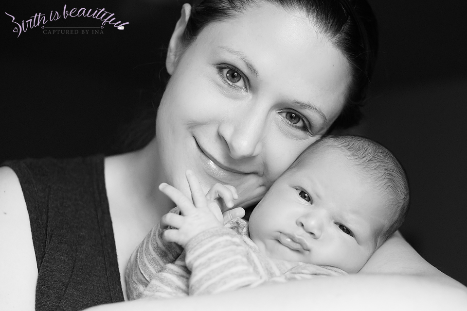 Barrett, Farmers Branch Birth and lifestyle newborn photography
