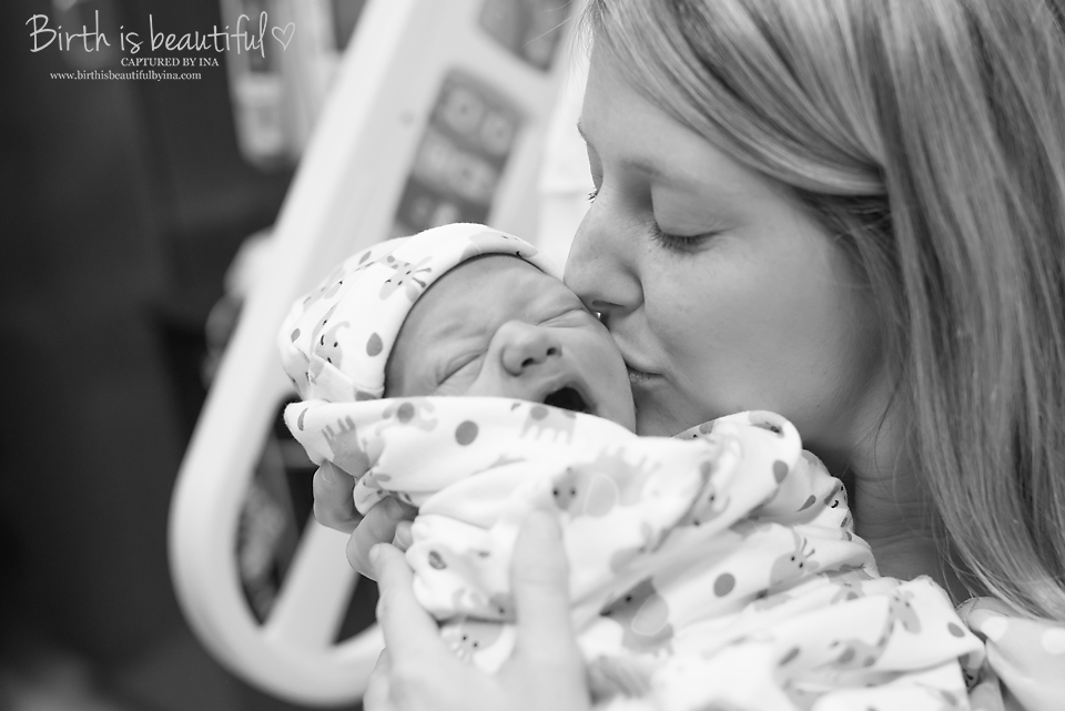 Luke, Methodist Mansfield Medical center hospital birth photography